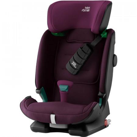 silla de coche advansafix IV i-size britax roemer en el color burgundy red