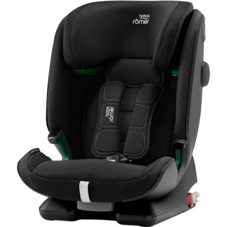 silla de coche advansafix IV i-size britax roemer en el color cosmos black