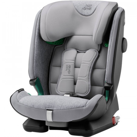 silla de coche advansafix IV i-size britax roemer en el color grey marble