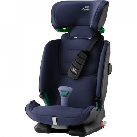 silla de coche advansafix IV i-size britax roemer en el color moonlight blue