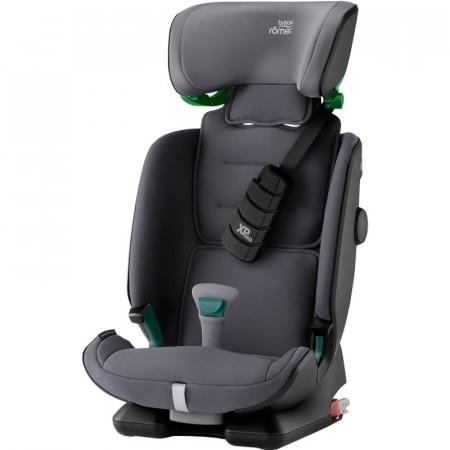 silla de coche advansafix IV i-size britax roemer en el color storm grey