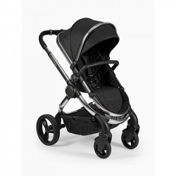 Silla de paseo Peach de Icandy en Chrome black twill
