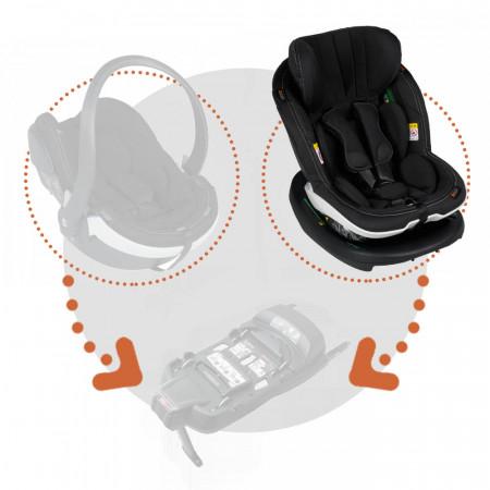 Silla coche izi modular x1 i size besafe en el color premium car interior