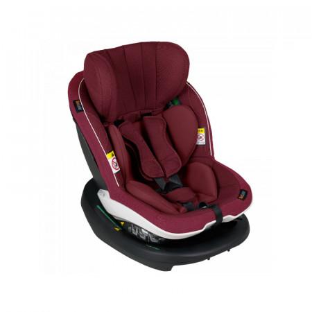besafe Silla coche izi modular x1 i size en el color burgundy melange