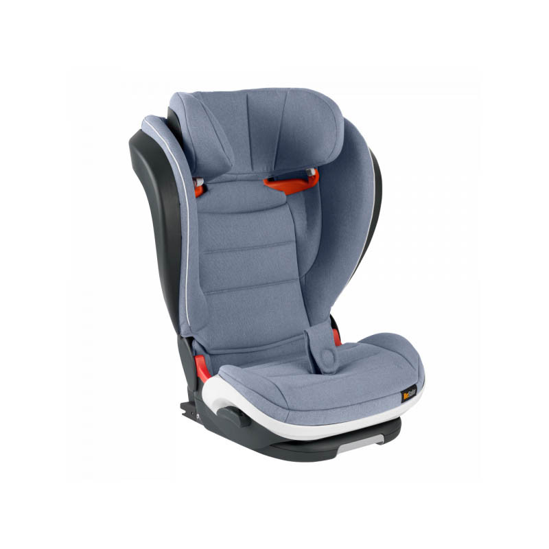 SILLA DE COCHE IZI FLEX FIX I-SIZE BESAFE en el color cloud melange