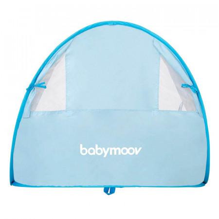 Babymoov Tienda de campaña anti uv. Con dos ventanas solapa para asegurar la ventilación.