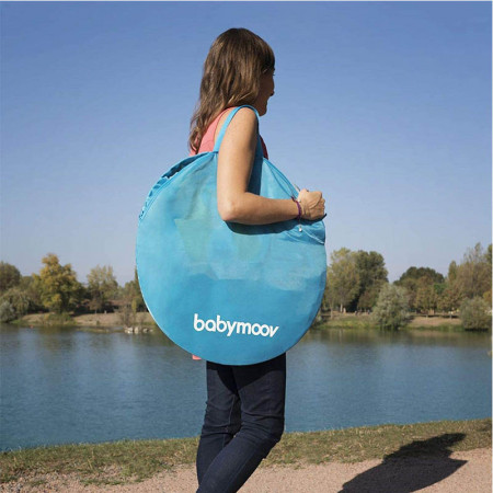 Babymoov Tienda de campaña anti uv. Bolsa de almacenaje incluida.