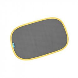 Badabulle Set de 2 parasoles para coche personalizables