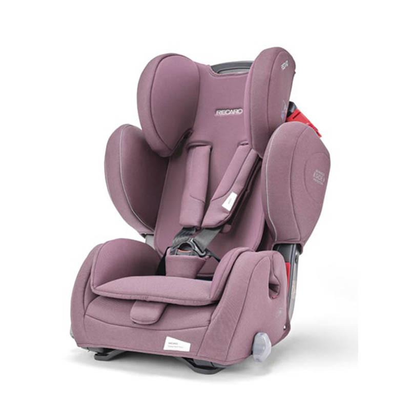 RECARO Young sport hero silla de coche en el color Prime Pale Rose