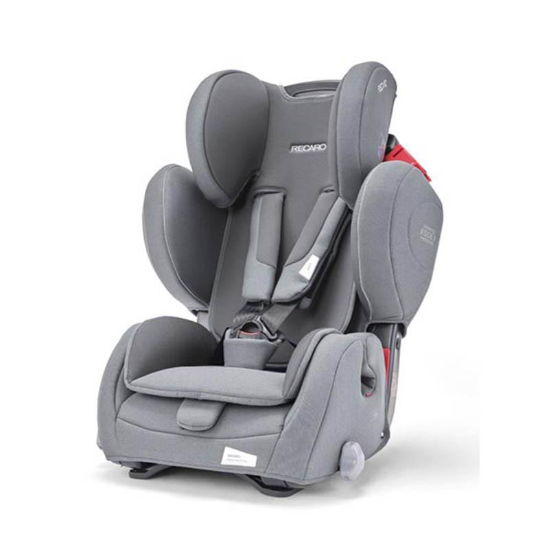 RECARO Young sport hero silla de coche en el color Prime Silent Grey