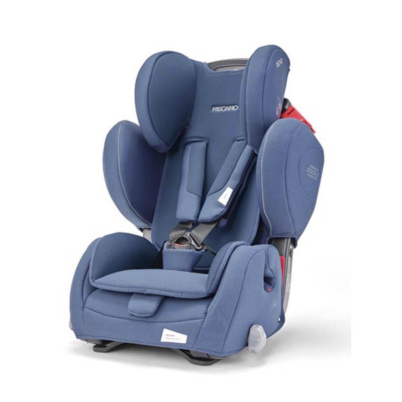 RECARO Young sport hero silla de coche en el color Prime Sky Blue
