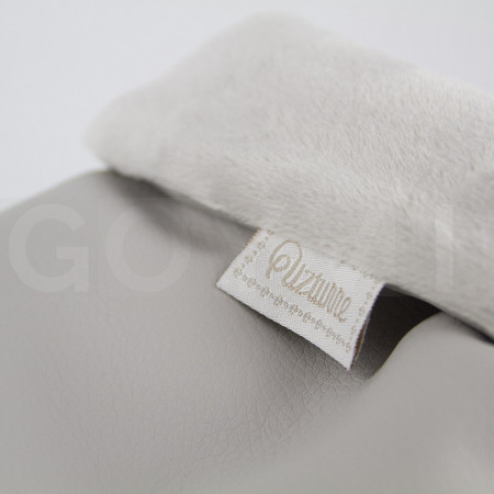 Uzturre Manoplas polipiel exterior gris interior gris