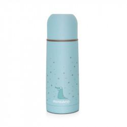 Termo para líquidos Thermos Azure 350 ml de Miniland. Divertido diseño exterior.
