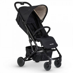Silla de paseo Buggy XS de Easywalker en color Night Black.