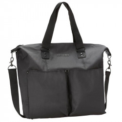 Bolso cambiador Nursery bag de Easywalker en el color Night Black
