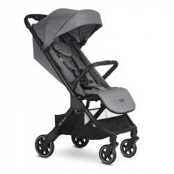 silla de paseo buggy snap de la colección MINI de easywalker en el color soho grey