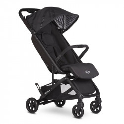 silla de paseo MINI by Easywalker Buggy GO en el color oxford black