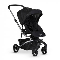 Cochecito stroller MINI de Easywalker en el color Oxford black