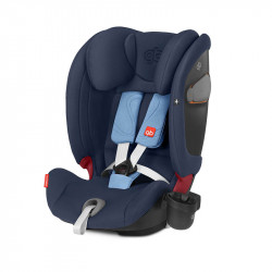 Silla de coche Everna Fix de GB en el color Night blue