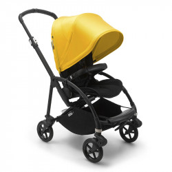 silla de paseo Bee 6 de bugaboo en Lemon yellow
