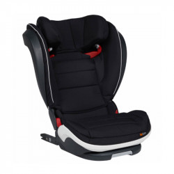 Silla auto izi flex s fix besafe en el color fresh black cab