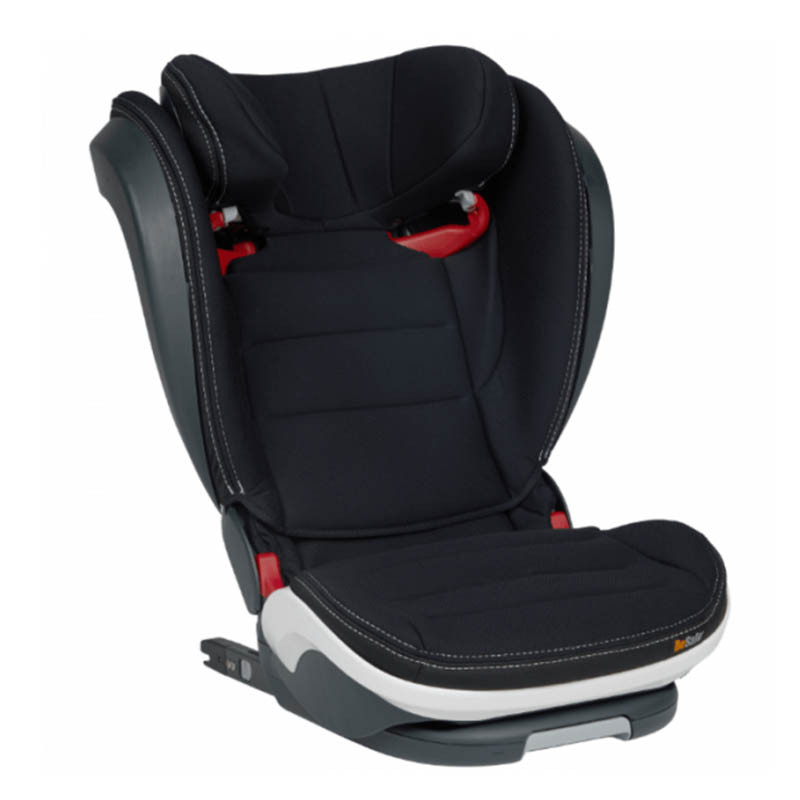 Silla auto izi flex s fix besafe en el color premium car interior black