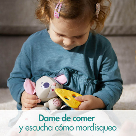 Coco el ratón, juguete interactivo wonder buddies de tiny love