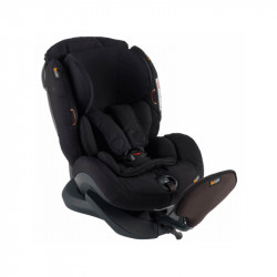 silla de coche izi plus x1 de besafe en el color fresh black cab