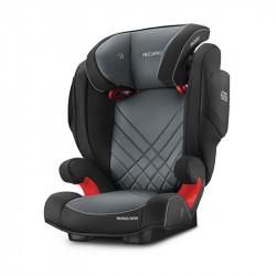 silla de coche monza nova 2 seatfix de recaro en el color carbon black