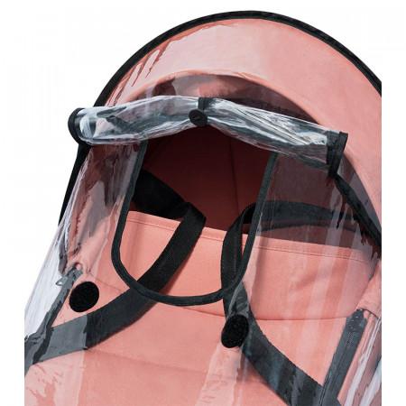 plástico de lluvia para la yoyo bassinet de babyzen