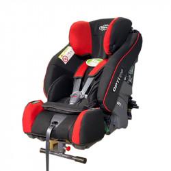 silla de coche opti 129 de klippan en color rojo