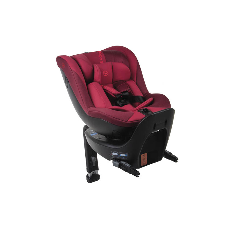 silla de coche Apollo en el color cherry