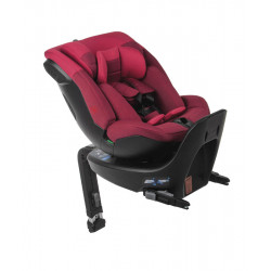 silla de coche zeus de be cool en el color cherry
