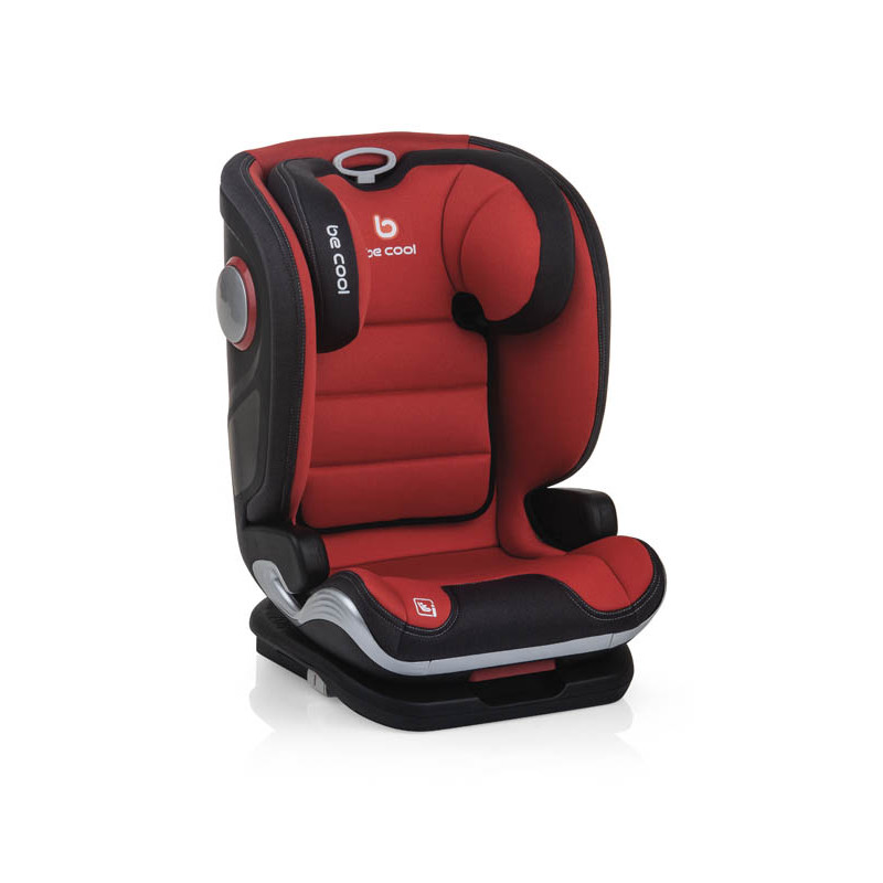 silla de coche Mars de be cool en el color iron
