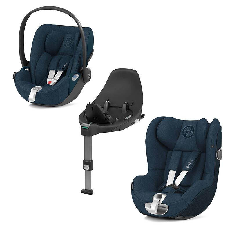 pack z de cybex en mountain blue