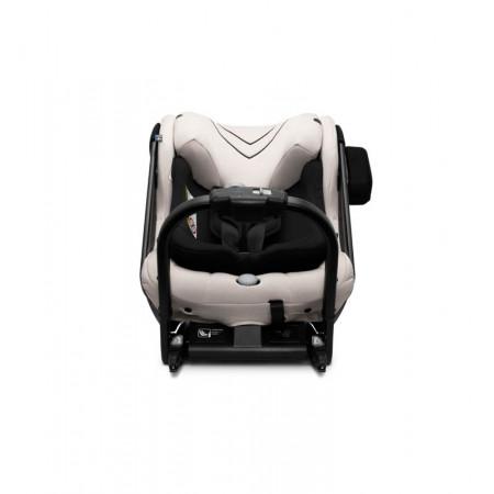axkid one + silla de coche en color brick melange