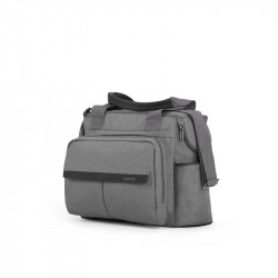 bolso de inglesina dual bag en color kensington grey