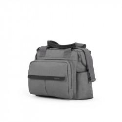 bolso de inglesina dual bag en color kensington grey