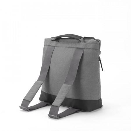 bolso aptica back bag de inglesina en el color kensington grey