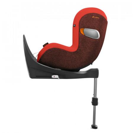 silla de coche sirona zi i-size con sensorsafe en color autumn gold