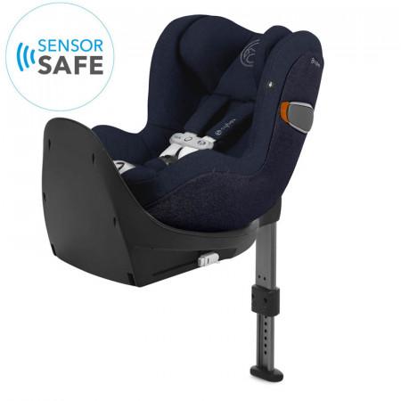 silla de coche sirona zi i-size con sensorsafe en color nautical blue