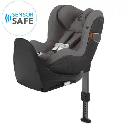 silla de coche sirona zi i-size con sensorsafe en color soho grey plus