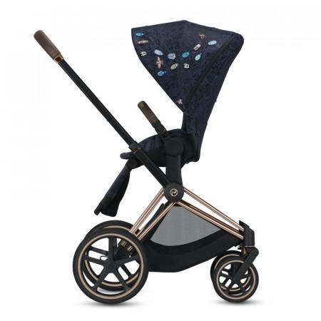 silla de paseo de la edición especial jewels of nature de cybex