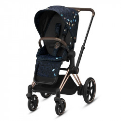 silla de paseo e priam de la edicion especial jewels of nature de cybex