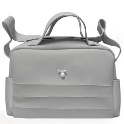 bolso de paseo 35TT pol de uzturre en color gris