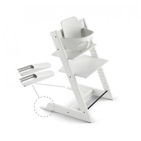 baby set para tripp trapp de stokke en color blanco