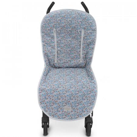 funda para silla de paseo ft00 liberty de uzturre en color azul