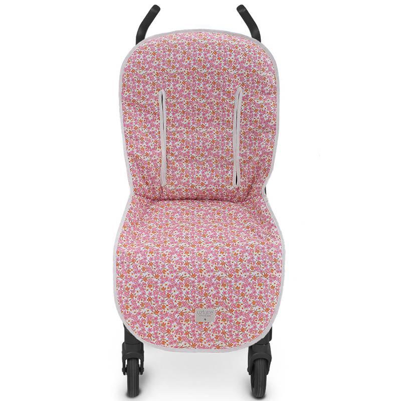 funda para silla de paseo ft00 liberty de uzturre en color rosa empolvado
