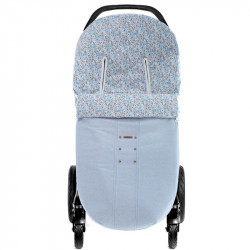 saco para silla de paseo liberty 5200 en el color azul
