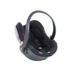 Silla de coche para recién nacidos Besafe Izi Go x1 en color black cab